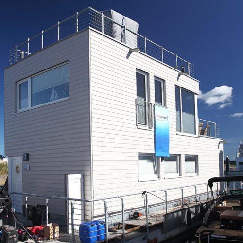 Aquathermie mit Wärmepumpe